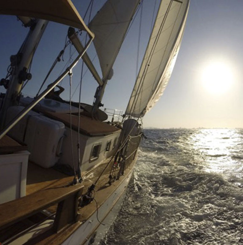 viajes navegación