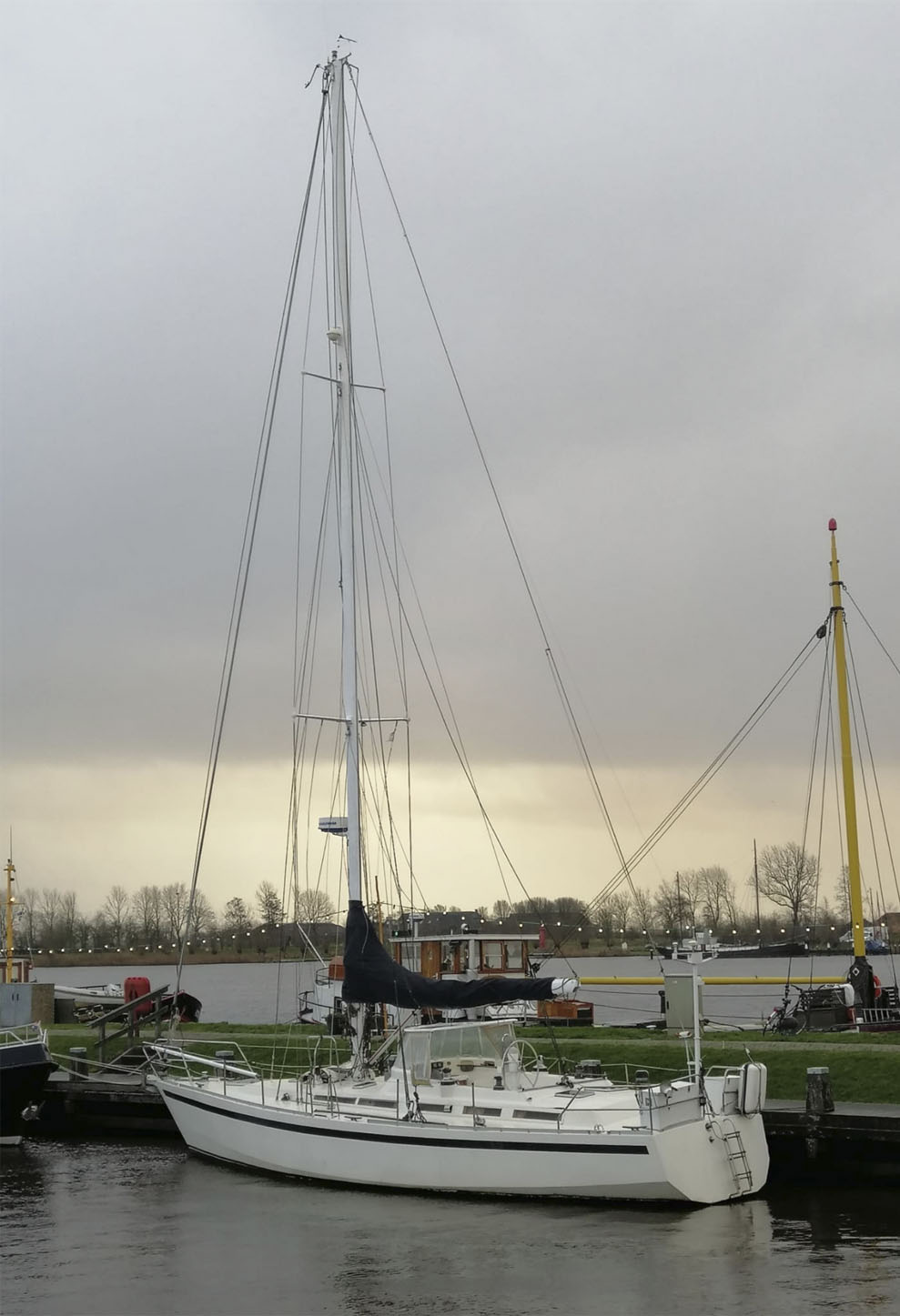 el holandes sailing
